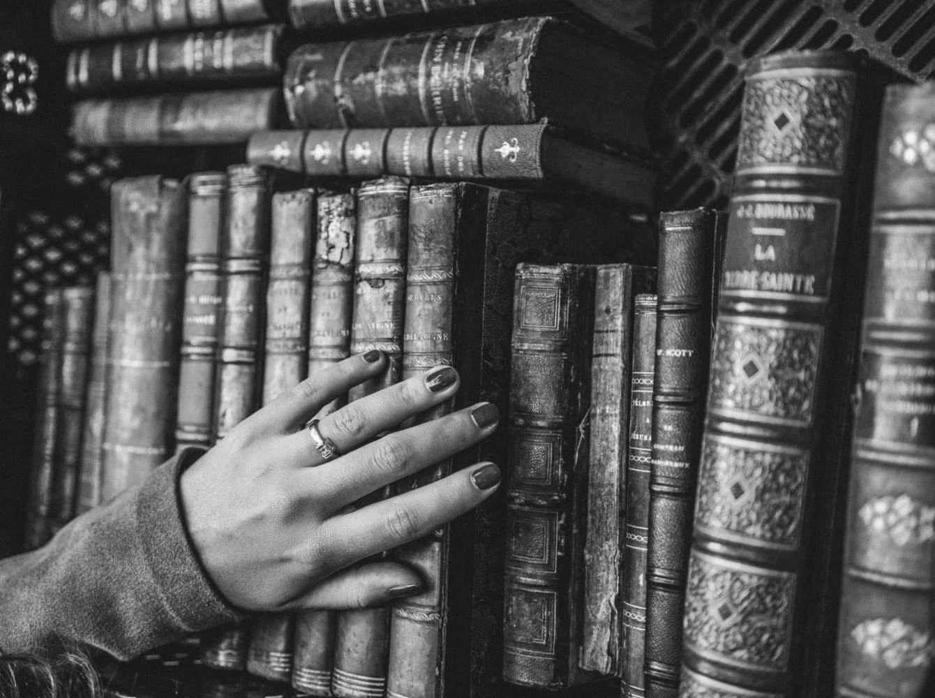 Revente - Librairie Hatchuel